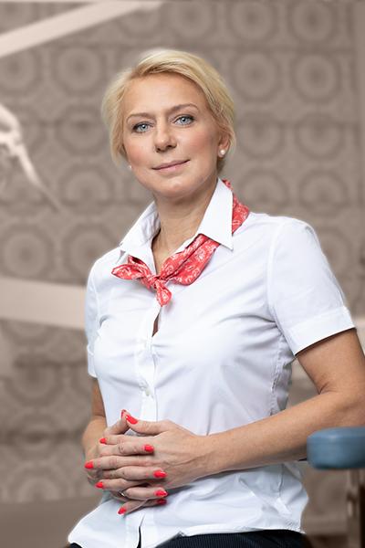 Edyta Łabas - członkini zespołu Gabinetów Dentysta Na Długiej 27/1, Warszawa Centrum